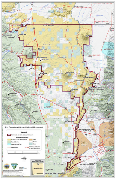 Rio Grande River New Mexico Map.Rio Grande Del Norte Remarkable Women Of Taos Taos New Mexico
